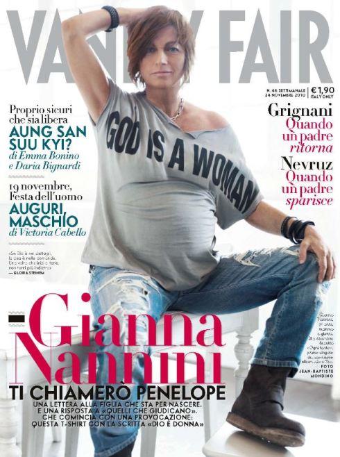 mamma Vanity Fair