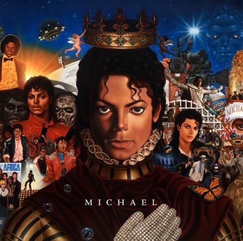 Michael Jackson Michael nuovo album