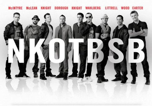 Backstreet Boys 2011 New Kids on the Block