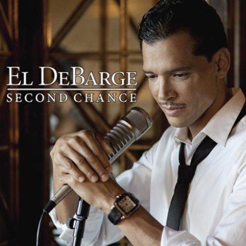 nuovo album El Debarge Second Chance
